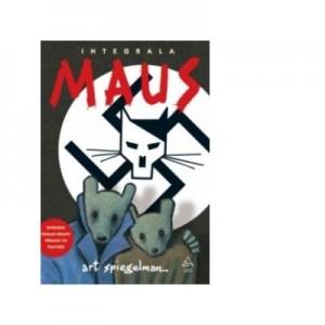 Maus. Povestea unui supravietuitor - Art Spiegelman