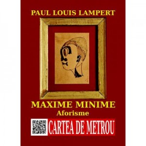 Maxime minime - Paul Louis Lampert