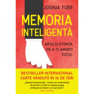 Memoria inteligenta - Joshua Foer