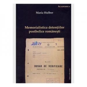 Memorialistica detentiilor postbelice romanesti - Maria Hulber