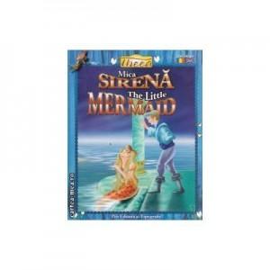 Mica Sirena. The Little Mermaid - Vijayanti Savant Tonpe