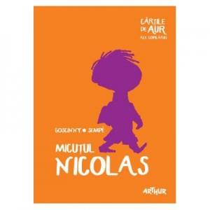 Micutul Nicolas. Cartile de aur ale copilariei - Rene Goscinny, Jean-Jacques Sempe
