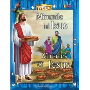 Minunile lui Iisus/Miracles of Jesus - Tanya Luther Agarwal