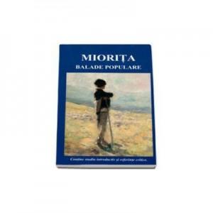 Miorita. Balade populare