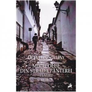 Miracolul din strada panterei. Teatru vol. 1 - Octavian Soviany