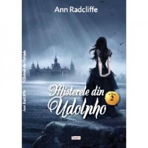 Misterele din Udolpho vol 2 - Ann Radcliffe