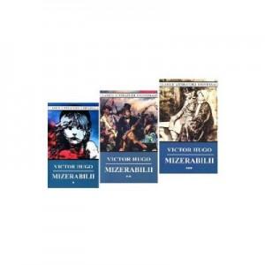 Mizerabilii, volumele 1+2+3 - Victor Hugo