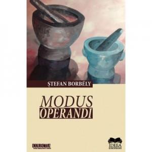 Modus operandi – Stefan Borbely