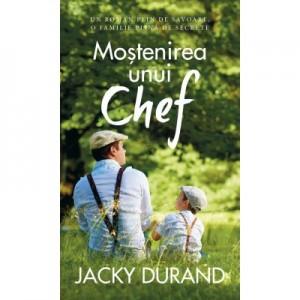 Mostenirea unui chef - Jacky Durand