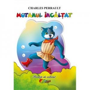 Motanul incaltat - Charles Perrault