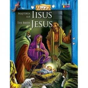 Nasterea lui Iisus. The birth of Jesus - Tanya Luther Agarwal