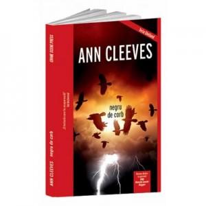 Negru de corb - Ann Cleeves