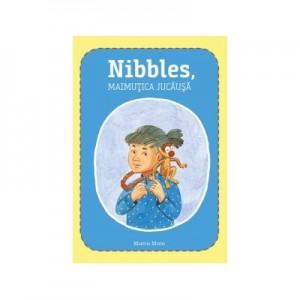 Nibbles, maimutica jucausa - Martha Myers