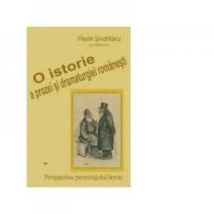 O istorie a prozei si dramaturgiei. Perspectiva personajului literar. Vol. I + II - Sindrilaru Florin