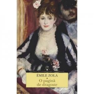 O pagina de dragoste - Emile Zola
