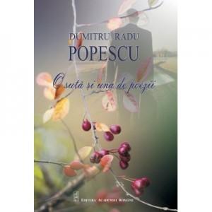 O suta si una de poezii – Dumitru Radu Popescu