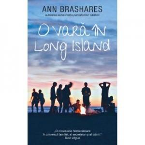 O vara in Long Island - Ann Brashares