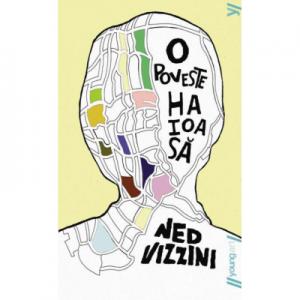 O poveste haioasa. Paperback - Ned Vizzini