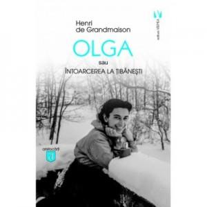 Olga sau intoarcerea la Tibanesti - Henri de Grandmaison