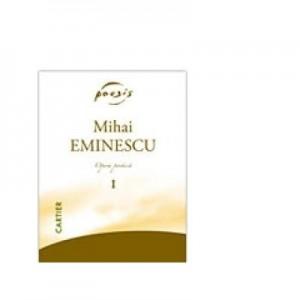 OPERA POETICA (4 volume) Mihai Eminescu