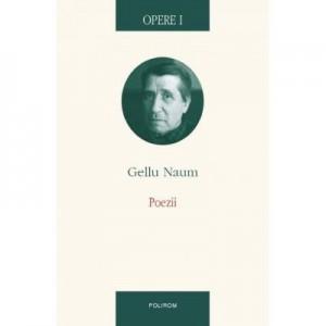 Opere I. Poezii (Gellu Naum)