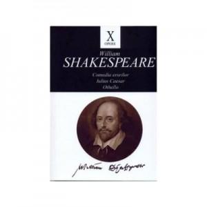 Opere X. Comedia erorilor. Iulius Caesar. Othello - William Shakespeare