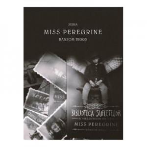Pachet Miss Peregrine, 1-3 - Ransom Riggs