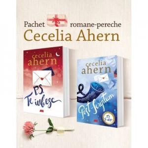 Pachet P. S. Te iubesc si Post-Scriptum - Cecelia Ahern