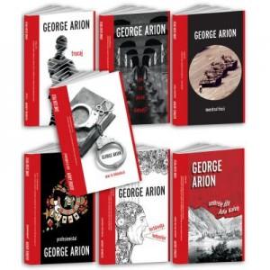Pachet seria Andrei Mladin - George Arion
