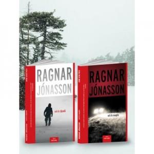 Pachet seria Dark Iceland - Ragnar Jonasson