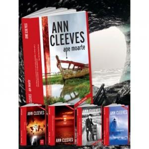 Pachet seria Shetland - Ann Cleeves