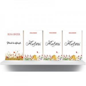 Pachet complet Fluturi - Irina Binder - Set 4 Volume
