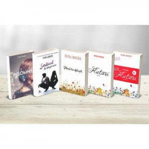 Pachet complet Irina Binder - Set 6 Volume.