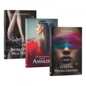 Pachet intens 5 - Daniela Grigore, Florentina Pandelea, Andrada Rezmuves