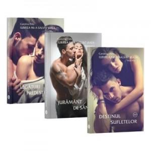 Pachet Iubirea mi-a salvat viata, 3 volume - Carolina Hills