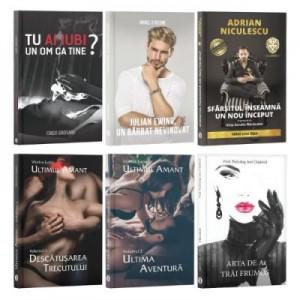 Pachet Reality - Cristi Grosaru, Irinel Streche, Adrian Niculescu, Viorica Lupu, Ani Casarica