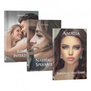 Pachet Romance 1 - Liza Karan, Zia Tyvis, Lorena Lenn