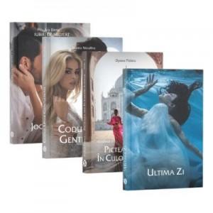 Pachet Romance 2 - Helene N., Dyana Pislaru, Florea Niculina, Ivo Dima