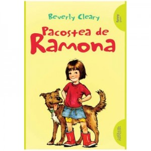 Pacostea de Ramona. Paperback - Beverly Cleary