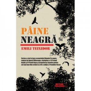 Paine neagra - Emili Teixidor