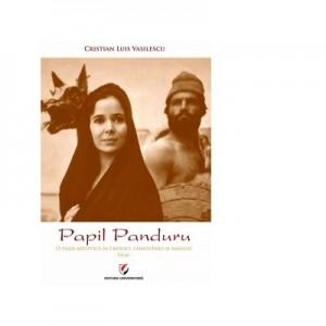 Papil Panduru. O viata artistica in cronici, comentarii si imagini - Cristian Luis Vasilescu