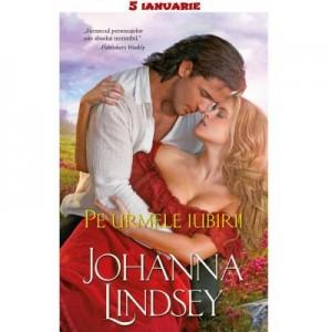 Pe urmele iubirii - Johanna Lindsay