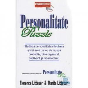 Personalitate puzzle - Florence Littauer, Marita Littauer