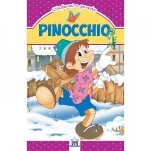 Pinocchio. Citeste-mi o poveste