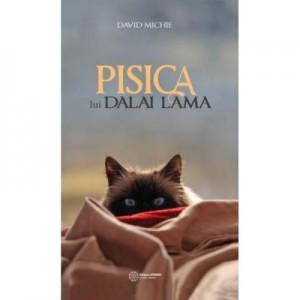 Pisica lui Dalai Lama. Seninatatea si intelepciunea lui Dalai Lama, asa cum au fost ele vazute de catre cel mai intim oaspete al sau - David Michie