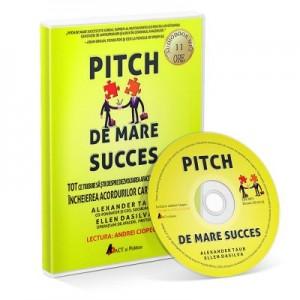 Pitch de mare succes. Audiobook - Alexander Taub, Ellen DaSilva