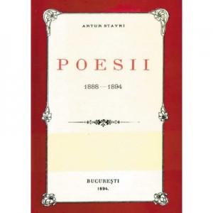 Poesii (1888-1894) - Arthur Stavri