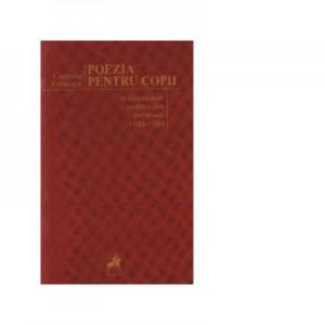 Poezia pentru copii, in manualele scolare din perioada 1948-1989 - Cosmina Cristescu