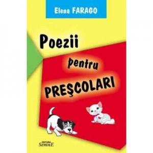 Poezii pentru prescolari - Elena Farago