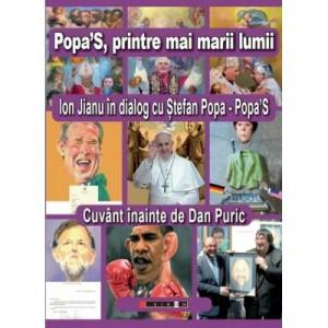 Popa'S, printre mai marii lumii. Ion Jianu in dialog cu Stefan Popa - Popa'S